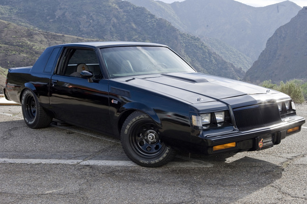 Buick Grand National We Got More Bounce In Columbus