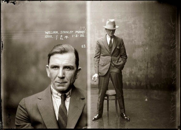 Mugshots Used to be Classy (1925)